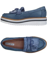 Donna Più - Loafers - Lyst