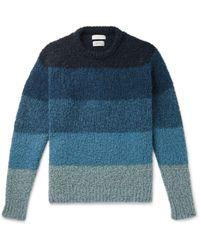 Richard James Sweater - Blue