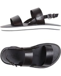 Armani Jeans Sandals - Brown