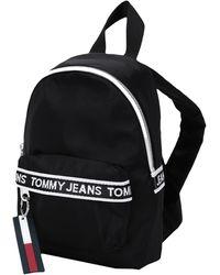 Tommy Hilfiger Backpacks & Bum Bags - Black
