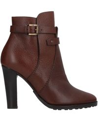 Ralph Lauren Collection Ankle Boots - Brown