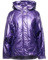 Relish Down Jacket - Purple