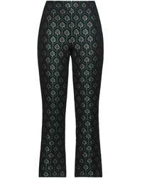 be Blumarine Pantalon - Vert