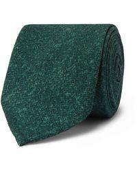 Rubinacci Nœuds papillon et cravates - Vert