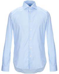 Brian Dales Camisa - Azul
