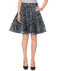 Giamba - Knee Length Skirt - Lyst