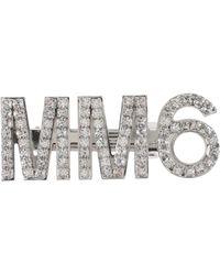 MM6 by Maison Martin Margiela Accesorios para el cabello - Metálico