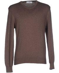 Balmain Sweater - Brown
