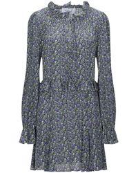 Les Rêveries Robe courte - Violet