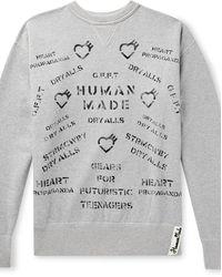 Human Made Sudadera - Gris