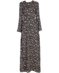 MSGM - Long Dress - Lyst