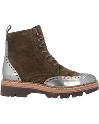 Pertini Ankle Boots - Metallic