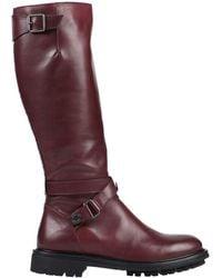 Belstaff Boots - Purple