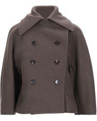 Chloé Coat - Multicolor
