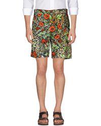 Dent De Man - Bermuda Shorts - Lyst