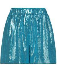 MY TWIN Twinset Shorts & Bermuda Shorts - Blue