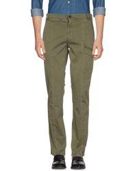 Calvin Klein Casual Trousers - Green