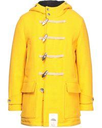 Camplin Coat - Yellow