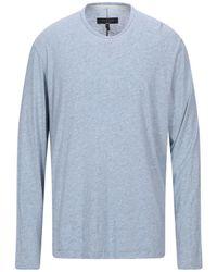Rag & Bone T-shirt - Blu