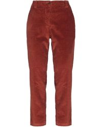 Attic And Barn Pantalon - Rouge