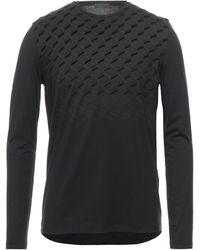 Corneliani T-shirts - Schwarz