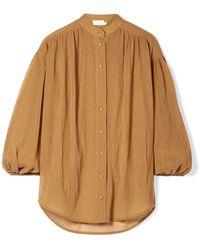 Zimmermann Shirt - Brown