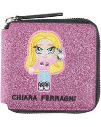 Chiara Ferragni Wallet - Multicolour