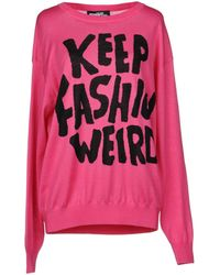 Jeremy Scott Sweater - Pink