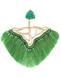 Katerina Makriyianni Earring - Green