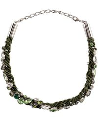 Pinko Necklace - Green