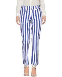 Dondup Pantalon - Bleu