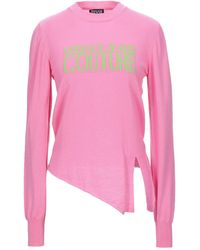 Versace Jeans Couture Jumper - Pink