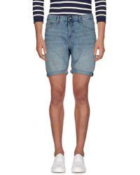 Cheap Monday Shorts vaqueros - Azul