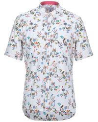 Poggianti Camisa - Blanco