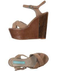 Gianmarco Lorenzi Sandals - Natural