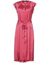 Paul & Joe Knee-length Dress - Pink