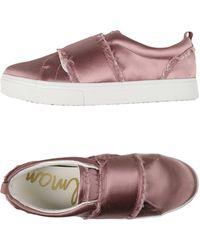Sam Edelman Low-tops & Sneakers - Pink