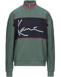 Karlkani Sweatshirt - Green