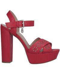 Gattinoni Sandals - Red