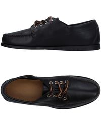 G.H.BASS Lace-up Shoe - Black