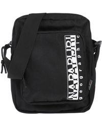 Napapijri Cross-body Bag - Black