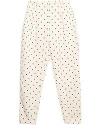 Soallure Trousers - White