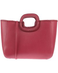 Almala Handbag - Red