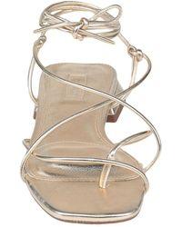 TOPSHOP Toe Post Sandals - Multicolour