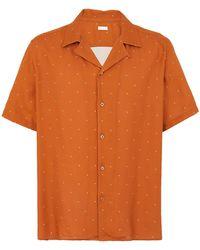 8 by YOOX Camisa - Naranja