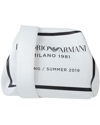 Emporio Armani Handtaschen - Weiß