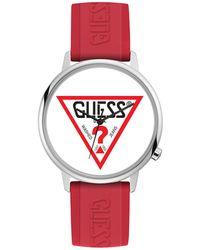 Guess Orologio da polso - Rosso