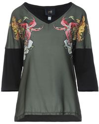 Class Roberto Cavalli T-shirt - Green