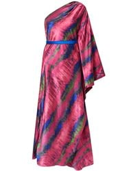 SemSem Robe longue - Multicolore