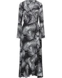 BCBGMAXAZRIA Robe longue - Noir
